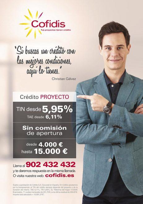 Cofidis Gálvez